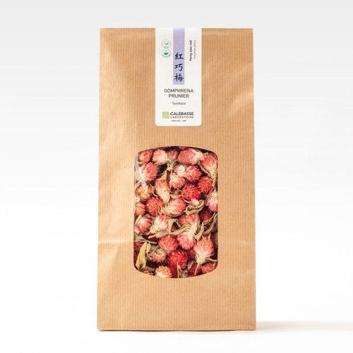 Hong qiao mei - Fleurs de Prunier rouge