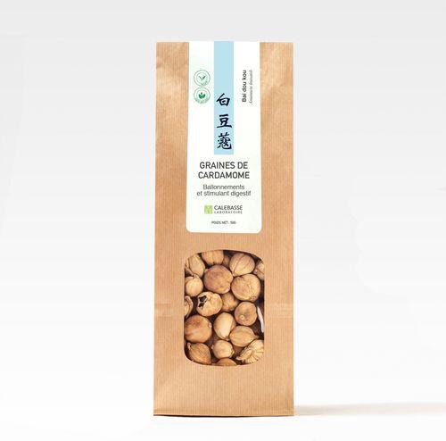 Image de Bai dou kou - Graines de Cardamome