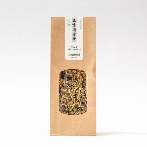 Wu wei xiao du yin - Tisane Détoxifiante