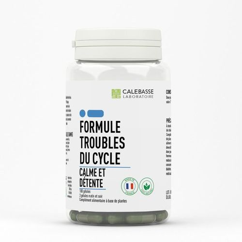 Formule Troubles du cycle