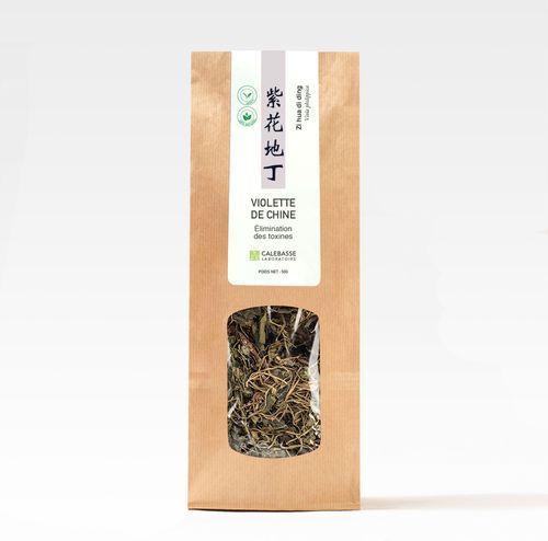 Image de Zi hua di ding - Violette de Chine